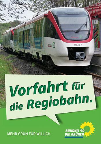 Motiv: Regiobahn. Foto+Gestaltung: Till Matthis Maessen
