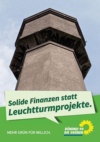 Motiv: Leuchtturmprojekte. Foto+Gestaltung: Till Matthis Maessen