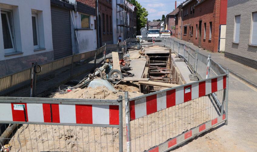 Kanalsanierung Virmondstraße