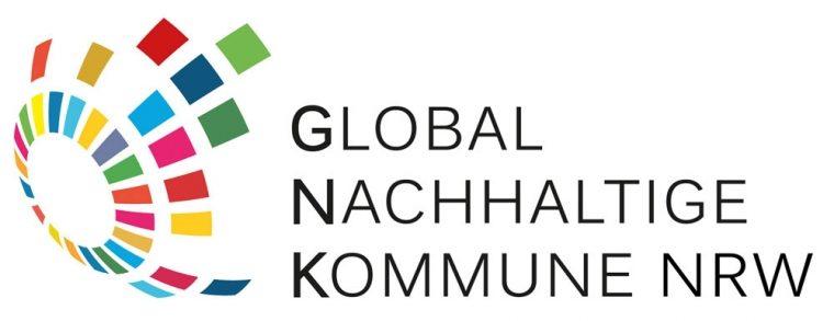 Logo Global Nachhaltige Kommune © lag21