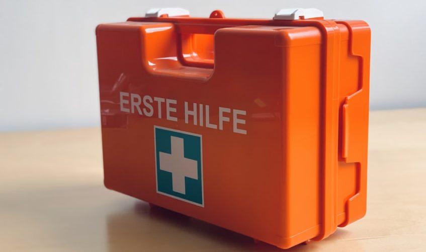 Beispielbild Erste Hilfe (Foto: Sebastian)